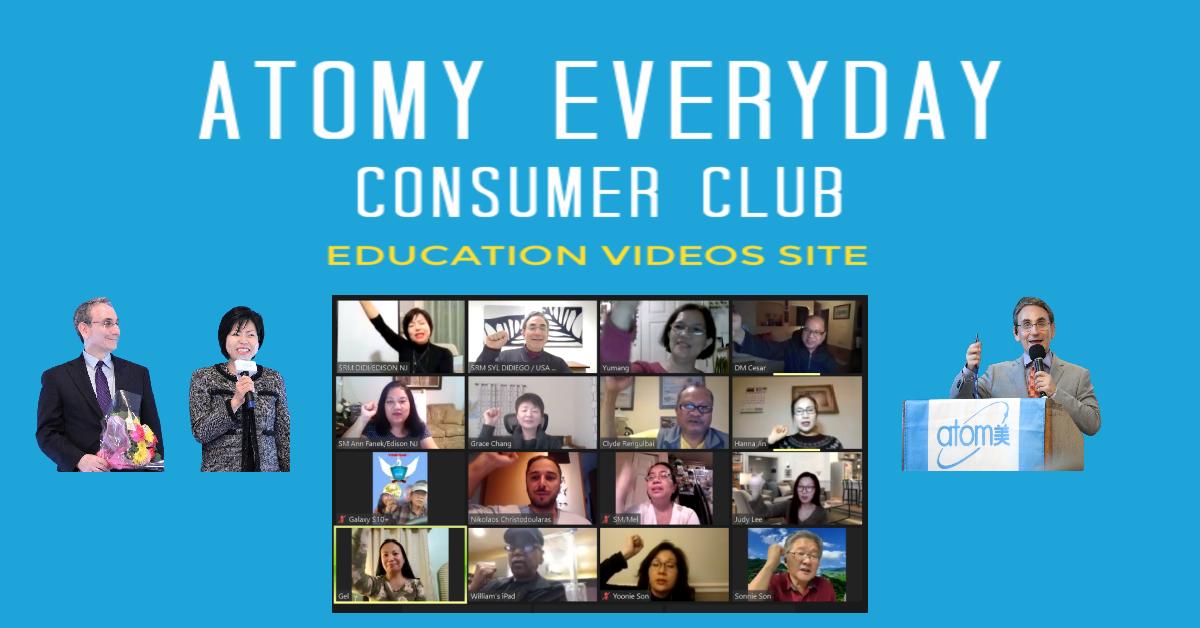 ATOMY EVERYDAY Consumer Club